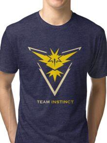Team Instinct Black Tri-blend T-Shirt
