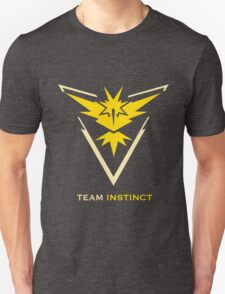 Team Instinct Black Unisex T-Shirt