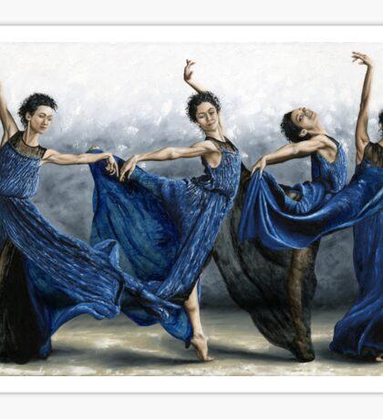 Sequential Dancer Sticker
