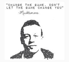 Make the Money-Macklemore by Barbara Clish