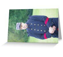 Rufford's Great War Centenary Weekend Greeting Card