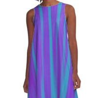 Abstract 090716(04) A-Line Dress