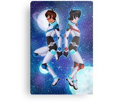 Voltron, space gays Metal Print