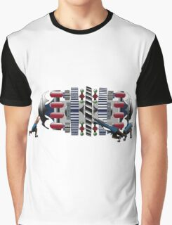 """Industrial art .....""""Just shift it!""""    Graphic T-Shirt"""