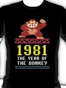 Donkey Kong Gamer tshirt T-Shirt