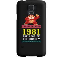 Donkey Kong Gamer tshirt Samsung Galaxy Case/Skin