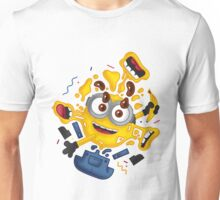 Despicable me Minions Melting  Unisex T-Shirt