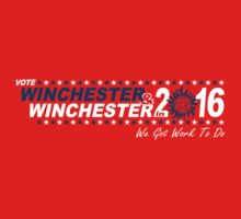 Winchester Bros. in 2016 T-Shirt