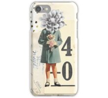 Never The Bride iPhone Case/Skin
