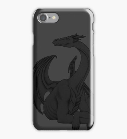 Dragon in Darkness iPhone Case/Skin
