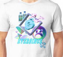 classic blue vaporwave aesthetics Unisex T-Shirt