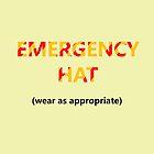 Emergency Hat by QuargRanger