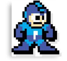 Megaman P Canvas Print