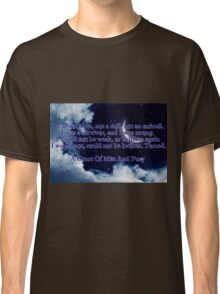 A Court of Mist and Fury Quote Classic T-Shirt