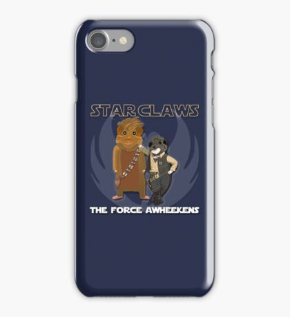 Star Claws iPhone Case/Skin