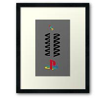PlayStickman by Joreli Framed Print
