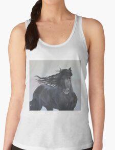 Friesian Horse Women's Tank Top