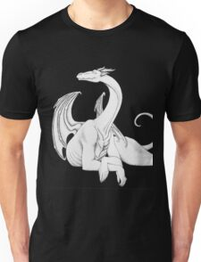 Dragon in Light Unisex T-Shirt