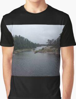 Muskoka Graphic T-Shirt