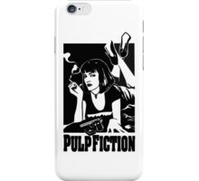-TARANTINO- Pulp Fiction Cover iPhone Case/Skin