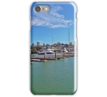 Boats in San Francisco   iPhone Case/Skin