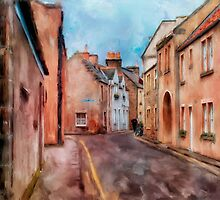 An Afternoon In St Andrews by Lois  Bryan