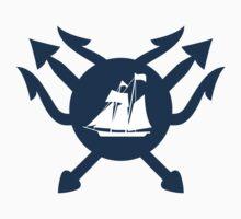 Sailor v poseidon Kids Tee