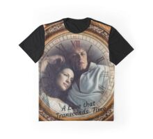 Jamie & Claire-A love that transcends time. Graphic T-Shirt