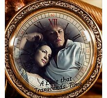 Jamie & Claire-A love that transcends time. Photographic Print
