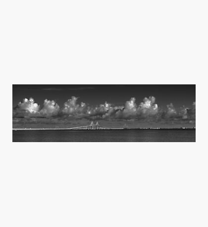 The black and white collection Photographic Print
