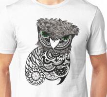 Mandala Owl Unisex T-Shirt