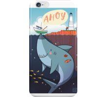 Ahoy! iPhone Case/Skin