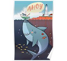 Ahoy! Poster