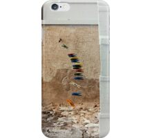 dance of the clothespins iPhone Case/Skin