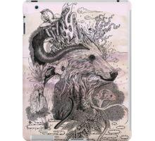 Forest Warden iPad Case/Skin