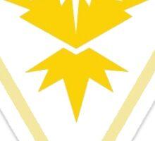 Team Instinct Symbol Sticker