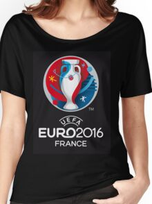 Euro 2016 Women's Relaxed Fit T-Shirt