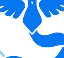 Team Mystic Symbol Sticker