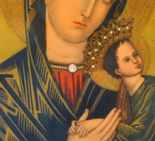 OUR MOTHER OF PERPETUAL HELP Sticker