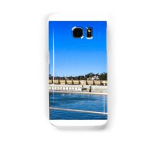 Pool by the Harbour Samsung Galaxy Case/Skin