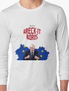 Wreck-It Boris Long Sleeve T-Shirt