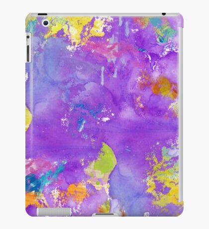 Color Resistance iPad Case/Skin