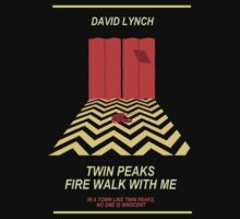 Twin Peaks: Red Room by Traumatron