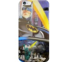 Looking At Gotham iPhone Case/Skin