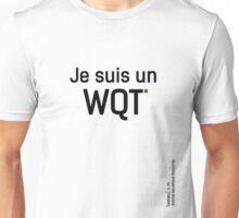 Le WQT est un animal aquatique nocturne. Unisex T-Shirt