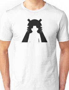 Tom Baker - 4th Doctor with Dalek Unisex T-Shirt