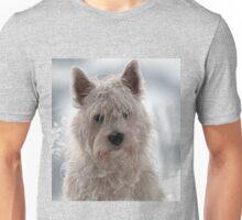 west highland white terrier Unisex T-Shirt