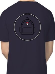 PokeGO Backpack Classic T-Shirt