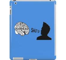 blink-182 Rabbit Hole iPad Case/Skin