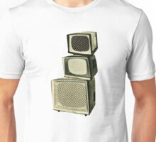 Multi Screen Cinema Unisex T-Shirt